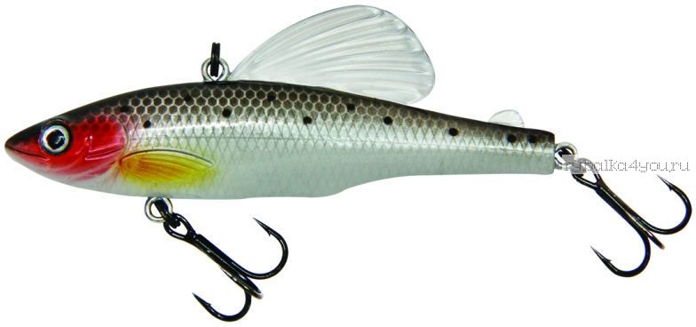 Купить Воблер Usami Bigfin 60S 60 мм / 12 гр Заглубление: 1 - 5 м цвет: 112