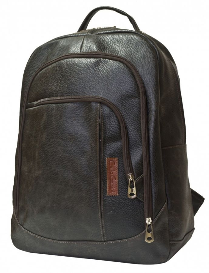 Кожаный рюкзак Marsano brown