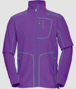 Norrona Lofoten warm1 jacket (M) ULTRAVIOLET