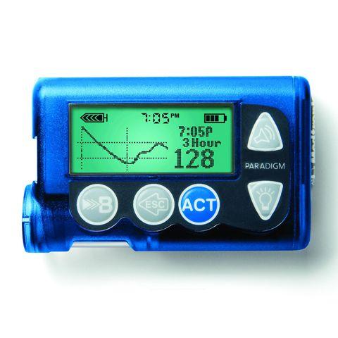 ММТ-722 Медтроник Парадигм Реал-Тайм (Medtronic Paradigm Real-Time) - Инсулиновая помпа
