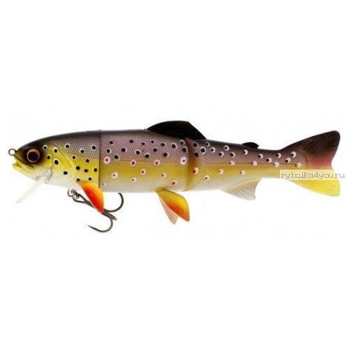 Купить Свимбэйт Kuusamo Tommy the Trout 250мм/ 140гр / цвет: Low Fl. Brook