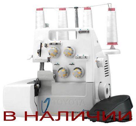 Оверлок TOYOTA 355  /  цена 14990 руб.!
