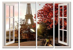 Окно в Париж