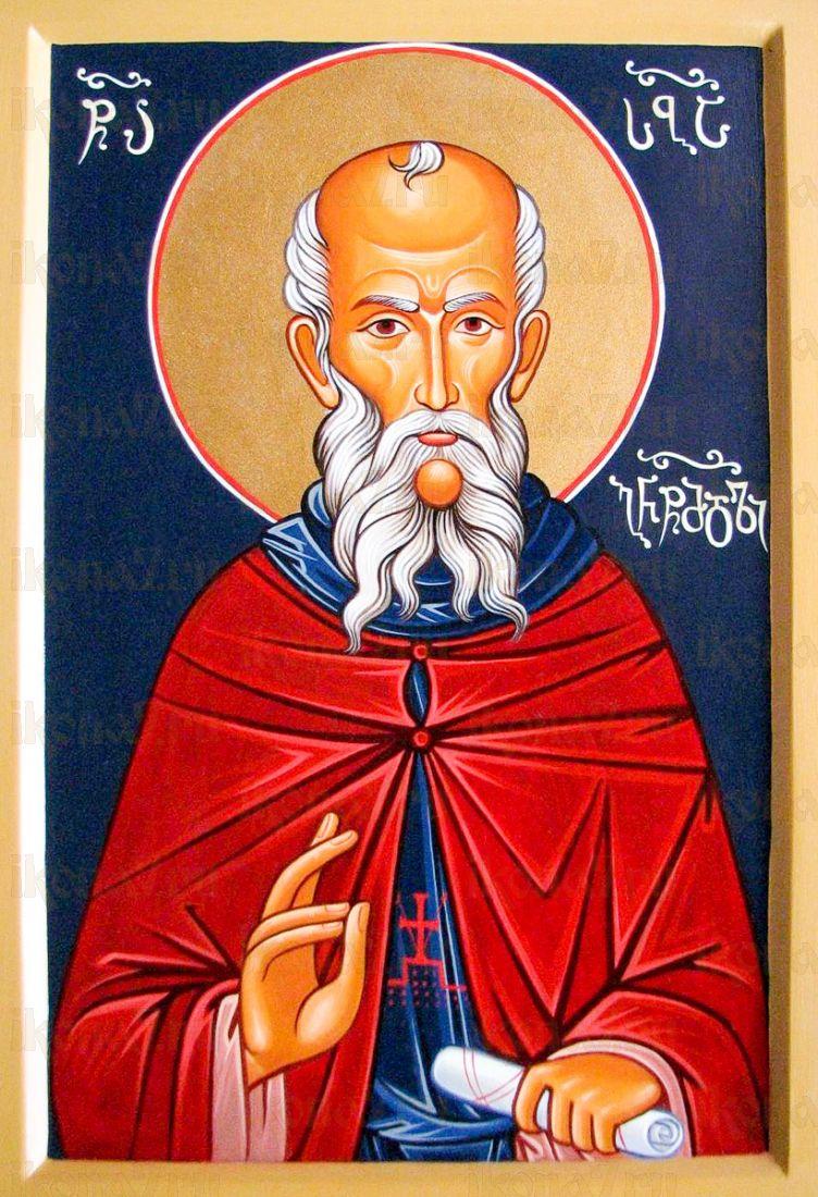 Икона Савва Освященный