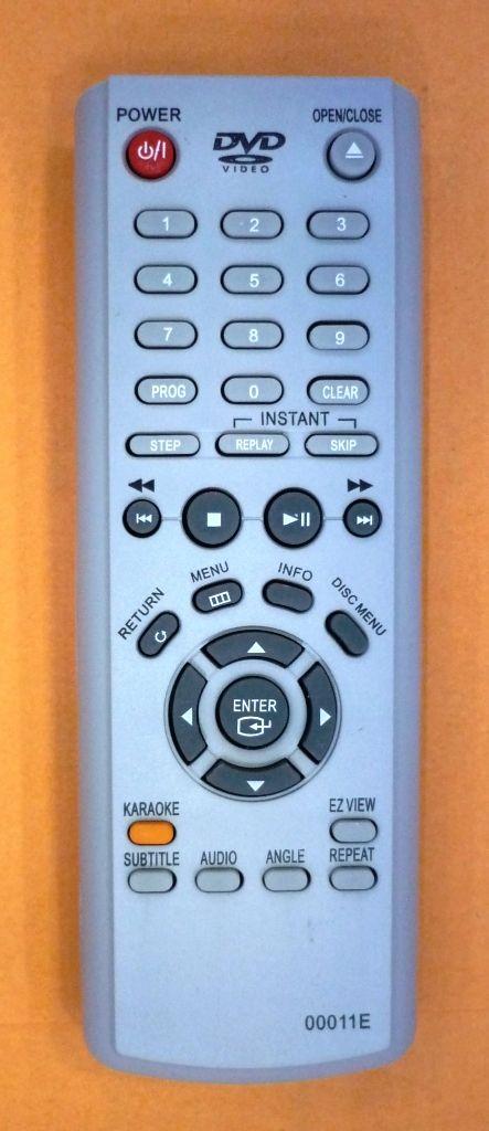 Samsung AK59-00011E (DVD+karaoke) (DVD-P244K, DVD-P245, DVD-P350K, DVD-P355K, DVD-P355KD, DVD-P356KD)