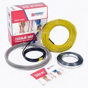 Теплый пол Energy кабель  520