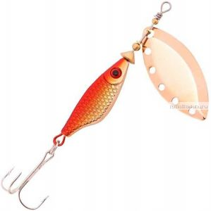 Блесна Extreme Fishing Absolute Obsession №0 /  3 гр / цвет:  09 Cu/Red/Cu