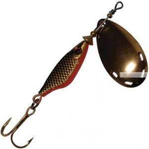 Блесна Extreme Fishing Obsolute Addiction №3 / 12 гр / цвет:  04-G/G