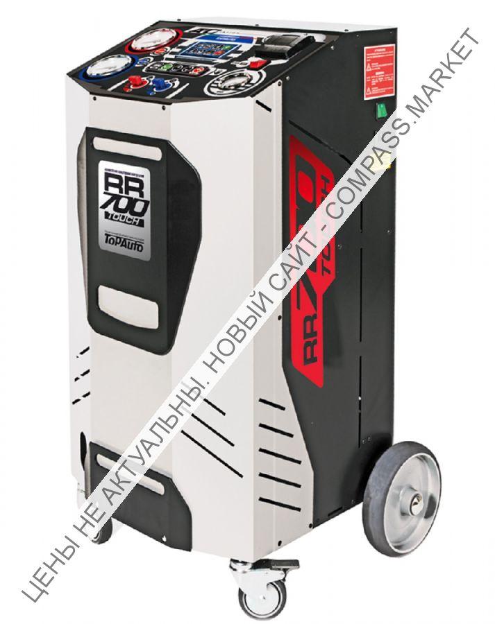 Станция автоматическая для заправки автомобильных кондиционеров RR700Touch