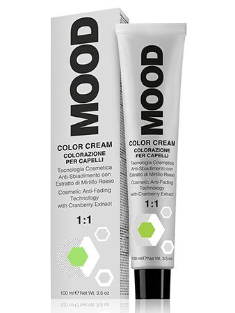 Mood 6/1 Крем-краска Интенсивный Пепельный Темный Блонд