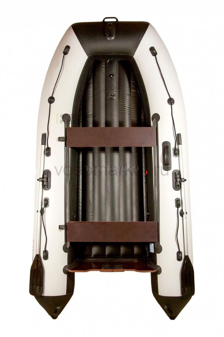 Лодка ПВХ Нептун КМ-320КМ D ND (Надувной пол)