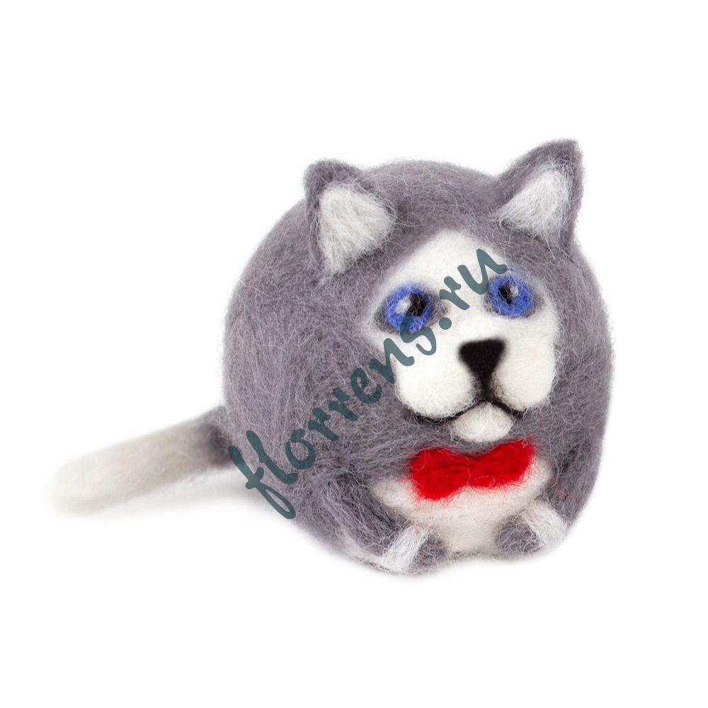 """Woolla"" WT-0116 ""Котик Котя"" набор для валяния"