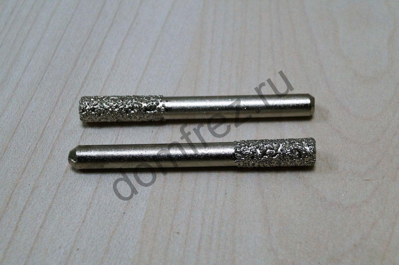 Фреза алмазная концевая фасонная №3 6x20x60 A8910603