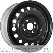 TREBL 9552T R16 6.5/5*100 ET48 d56.1 Black