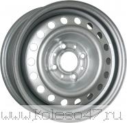 TREBL 7915T 6x15/4x100 ET43 D56.6 Silver