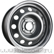 TREBL 64C18F 6x15/4x108 ET18 D65.1 Silver
