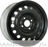 TREBL 7305T 6x15/5x114.3 ET43 D66.1 Black