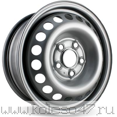 TREBL 9053T 6.5x16/5x120 ET62 D65.1 Silver