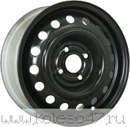 TREBL X40051 6.5x16/4x108 ET20 D65.1 Black