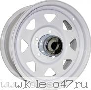 TREBL Off-road 01 8x15/6x139.7 ET-16 D110.5 White