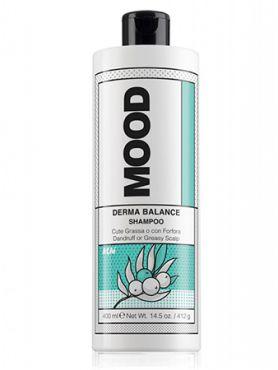Mood Derma Balance Shampoo Шампунь против жирности кожи и перхоти