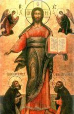 Спас Смоленский (копия старинной иконы)
