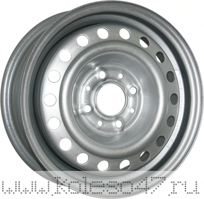 ARRIVO AR155 6.5x16/5x115 ET46 D70.3 Silver