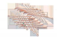 Языкочистки медные Йогахелфмарт | Yogahealthmart Superior Grade Copper Tongue Cleaner Scraper