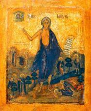 Икона Мария Египетская (копия старинной)