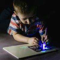 Уникальная доска для рисования светом А3