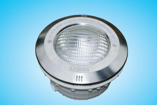 Прожектор UL-NP300S c рамкой из нержавеющей стали (300Вт/12В) универсальный