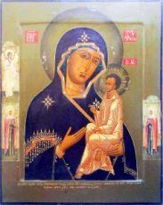 Югская икона Божией Матери (копия 18 века)