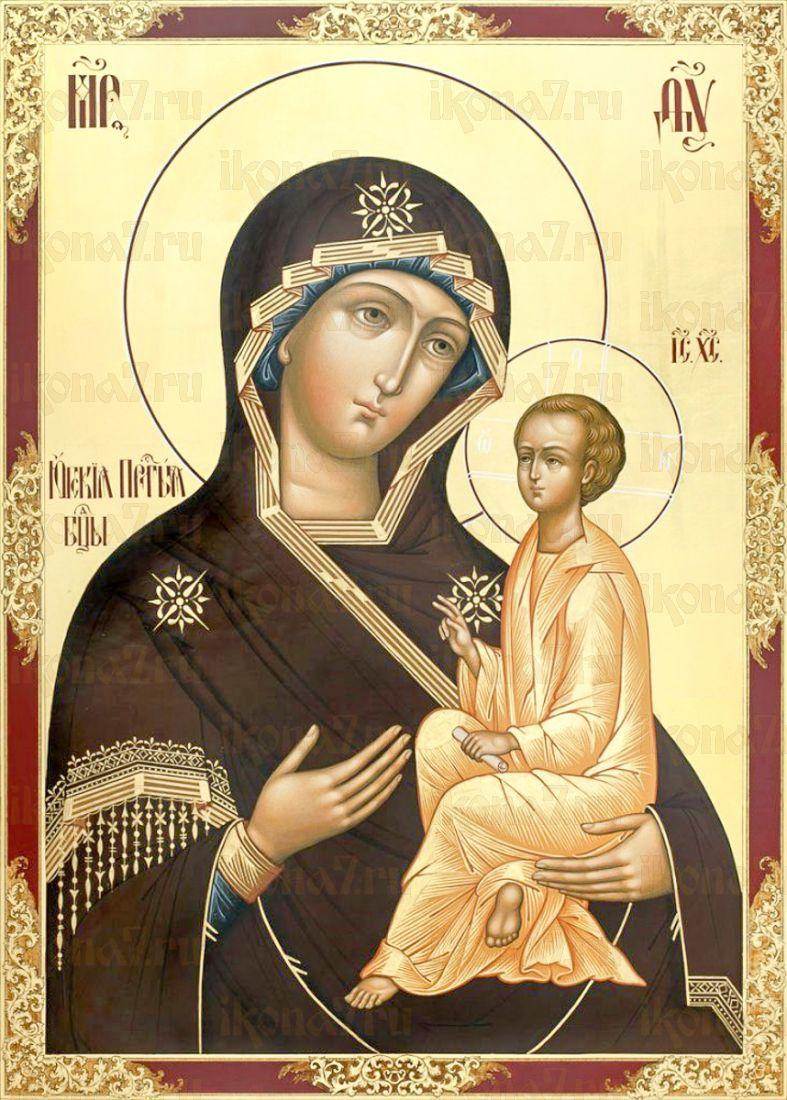 Югская икона Божией Матери