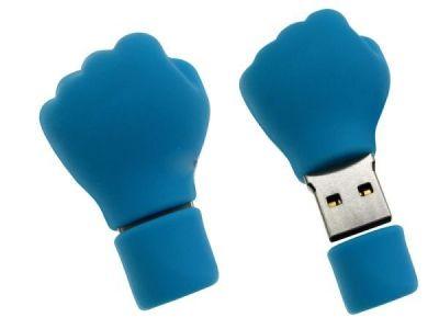 USB накопитель тематический 8GB UD-743 Кулак