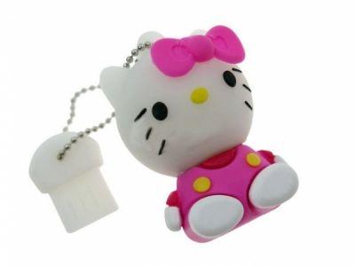 USB накопитель тематический16GB UD-769 Helloy Kitty