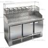 Стол для пиццы HICOLD PZE3-111/GN камень