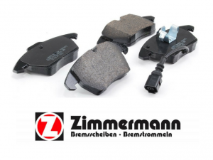 Колодки тормозные Zimmerman для Volkswagen Polo Sedan 110 л.с
