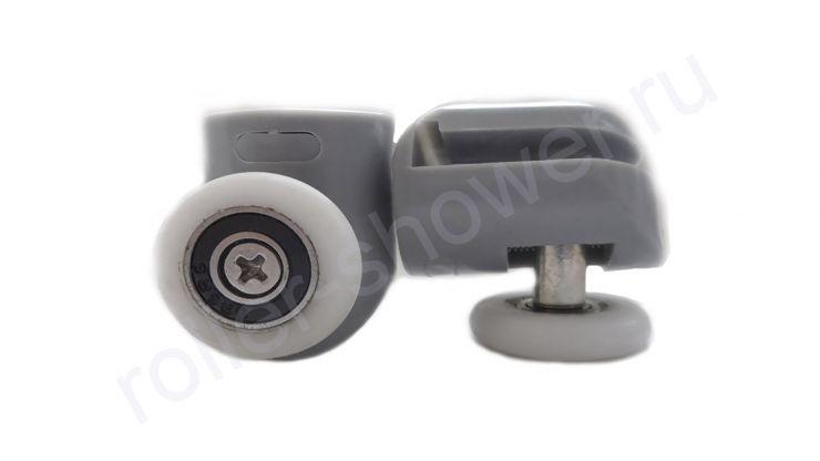 Ролик для душевой кабины VH001 верхний. Диаметр колеса (от 18,6 до 28мм) (Комплект 4шт)