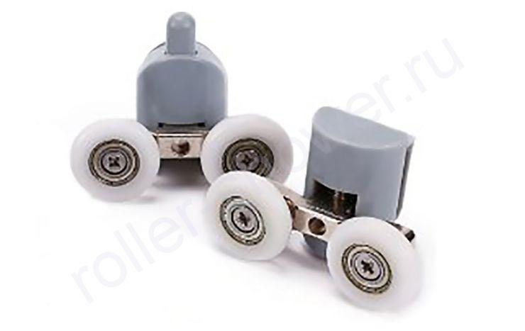 Ролик для душевой кабины VH082. Диаметр колеса (от 18,6 до 28мм)