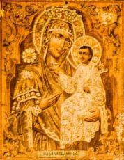Икона Избавительница (копия старинной)