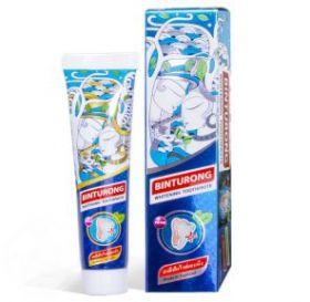 Отбеливающая зубная паста «BINTURONG», 60г