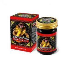 Тайский бальзам Бинтуронг с ядом кобры 50 гр