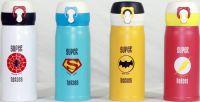 Термостакан Super Heroes с поилкой 350 мл