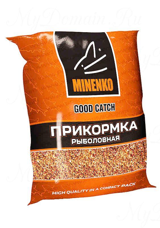 Прикормка МИНЕНКО Good Catch Universal (Универсальная), вес 0,7 кг