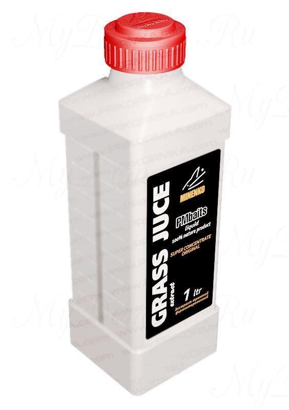 Прикормка МИНЕНКО PMbaits Molasses (Меласса), объем 1 л