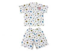 Костюм для мальчика: рубашка, шорты (0693) Мамин Малыш OPTMM.RU