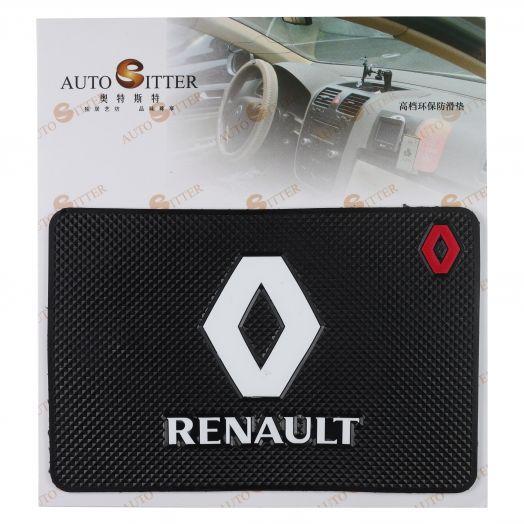 """Коврик в авто """"Renault"""""""