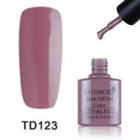 Lacomchir TD 123 гель-лак, 10 мл