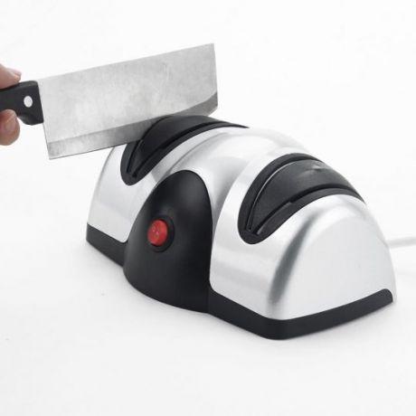 Электрическая ножеточка KNIFE SHARPENER                                                          .