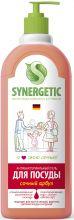Средство биоразлагаемое для мытья посуды, детских игрушек с ароматом арбуза, 1л